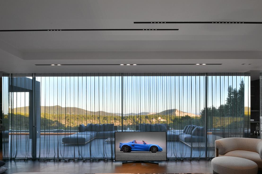 Un éclairage adapté pour une véritable expérience hôtelière à la maison