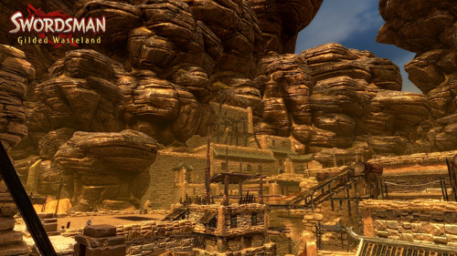 Swordsman : Gilded Wasteland sort le 23 octobre ; nouvelle vidéo disponible