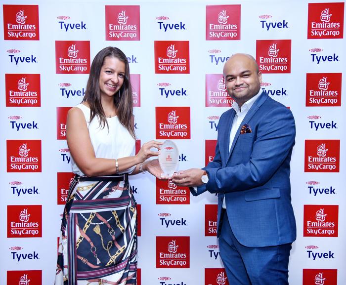 Emirates SkyCargo and DuPont Safety & Construction Celebrate their 10-Year Partnership