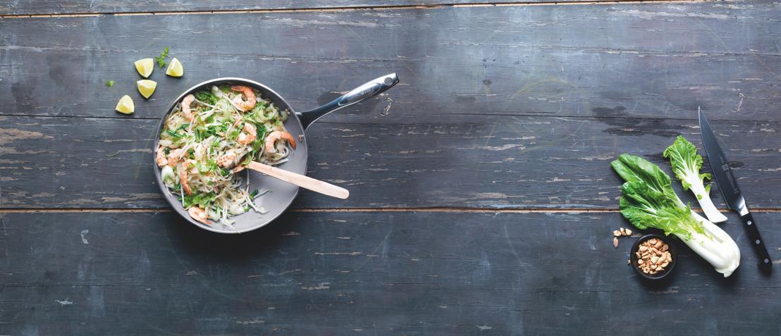 Des woks à n'en plus finir grâce à GreenPan™