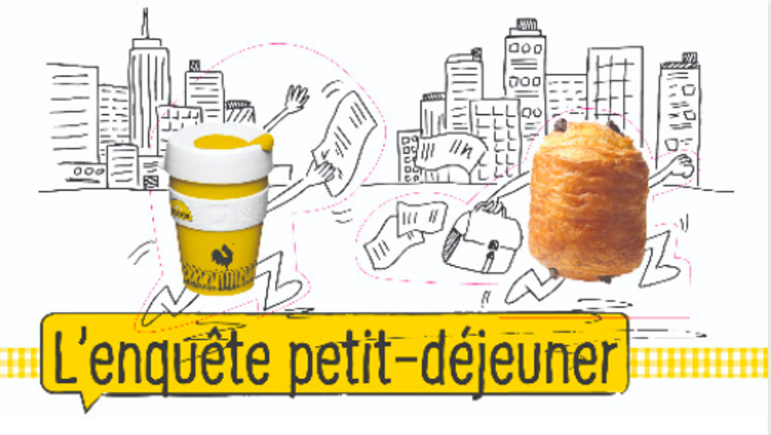 Le Belge petit-déjeune moins par manque de temps (baisse de 5 %)