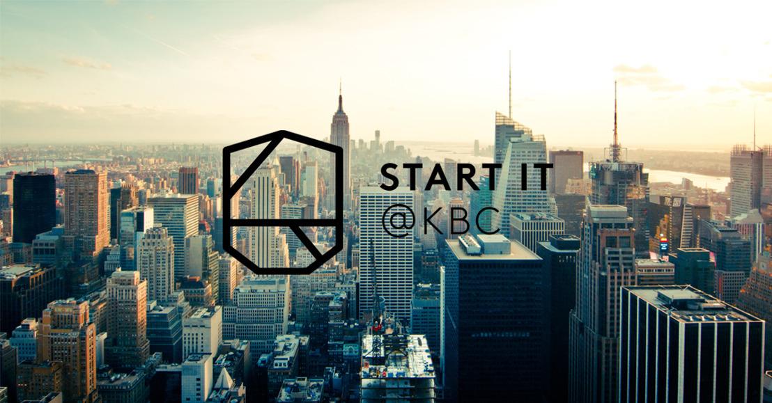 Start it @KBC zet de grenzen open