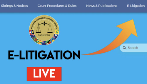 The Eastern Caribbean Supreme Court (ECSC) launches its E-litigation Portal in the Territory of Montserrat