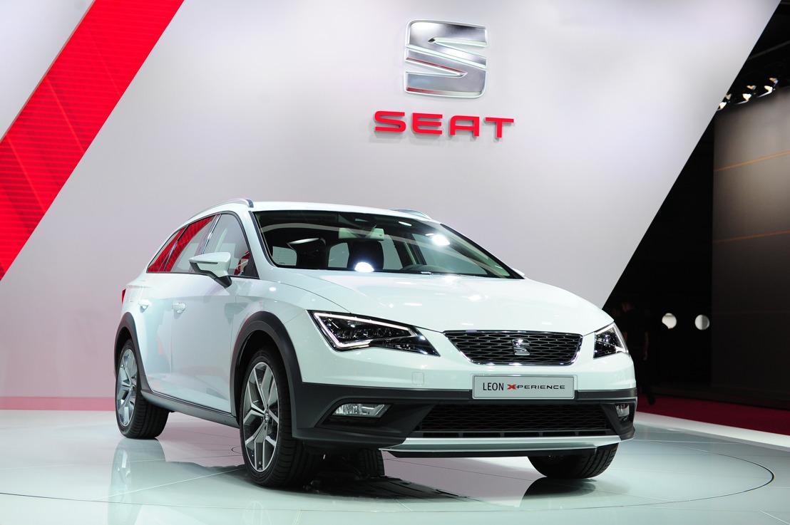 SEAT verkoopresultaten in 2014