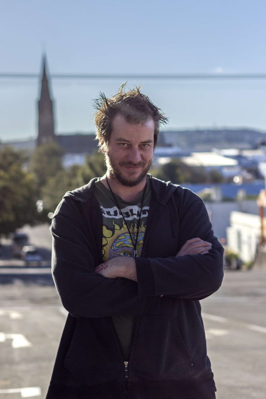 Guest Artistic Director of the Cape Town Fringe 2016, Rob Murray