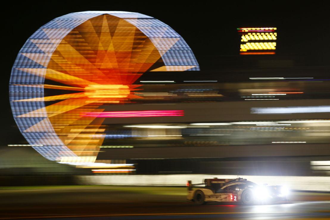 Le Mans: Porsche 919 Hybrid, Porsche Team: Romain Dumas, Neel Jani, Marc Lieb
