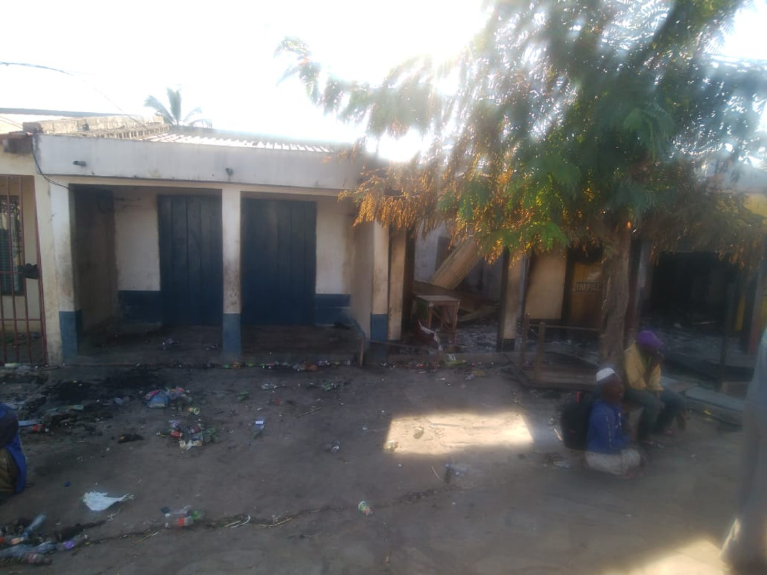 Mozambique: Violence surges in Cabo Delgado, further jeopardising access to health care