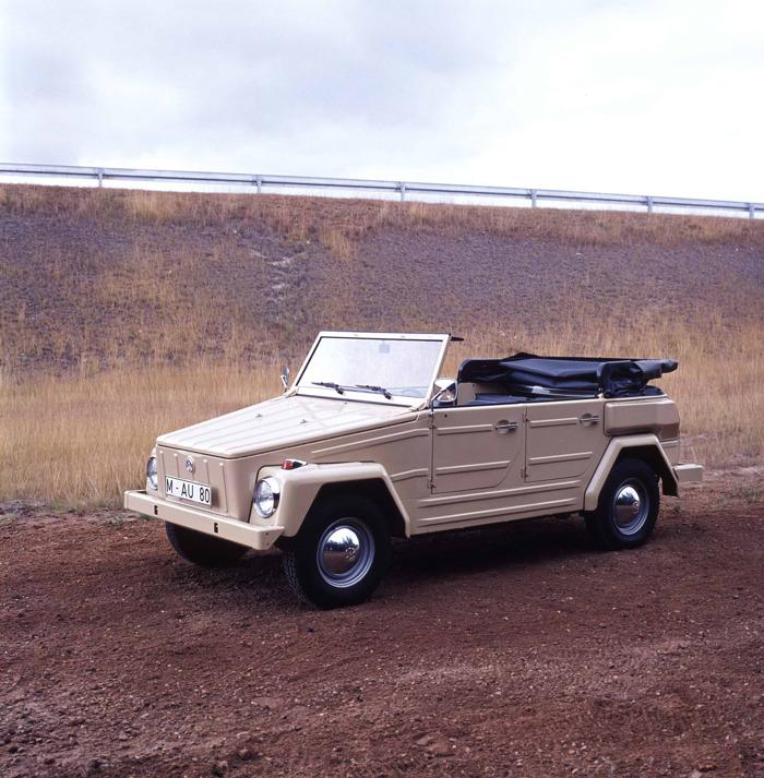 Beroemde modellen, vergeten modellen - Volkswagen 181