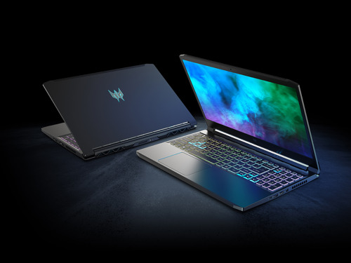 Acer Announces Predator Triton 300, Predator Helios 300 and Nitro 5 Gaming Notebooks with New 11th Gen Intel Core Mobile H-Series Processors