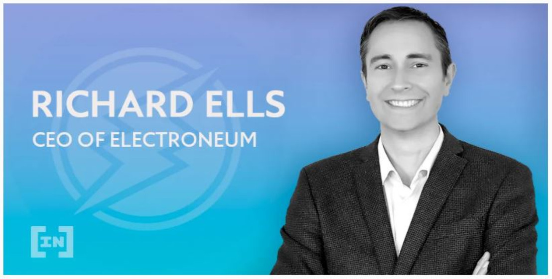 BE[IN]CRYPTO|Electroneum CEO: How to get ETN Into The Hands of Users