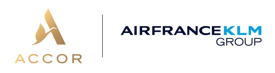 Accor und Air France-KLM kündigen eine Partnerschaft für ein verbessertes Treueprogramm mit mehr Prämien für ihre gemeinsamen Kunden an: Miles+Points