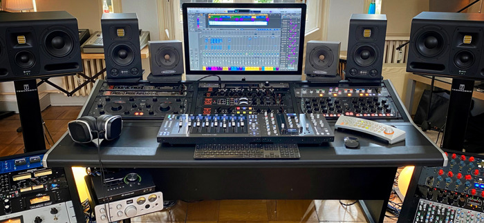 Berlin-based Producer Sascha Busy Acquires Solid State Logic UF8 and UC1 Controllers, 'Diving into the World of SSL' Again