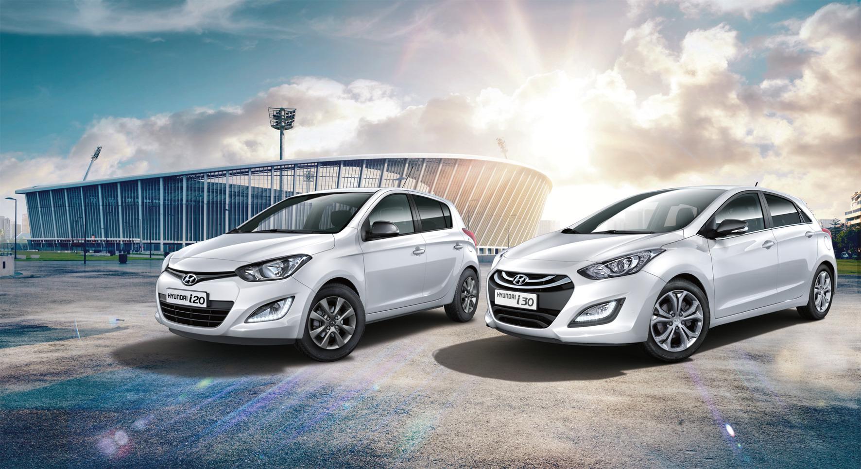 De Hyundai GO! modellen
