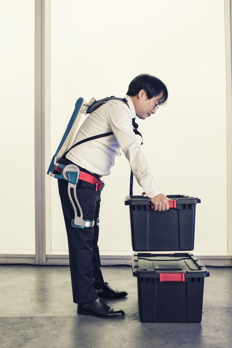Hyundai Wearable Robot_H-WEX
