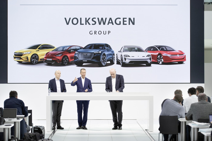 Volkswagen Group brands deliver a solid performance