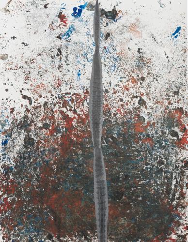 Xavier Hufkens présente une exposition solo de l'artiste américain Sterling Ruby