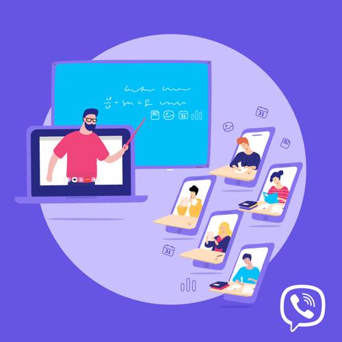Новостите от Viber, които ще подпомогнат учебната година