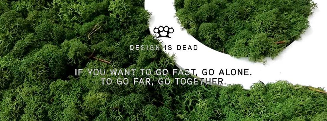 Groeiend digitaal agentschap Design is Dead verhuist naar Brussel