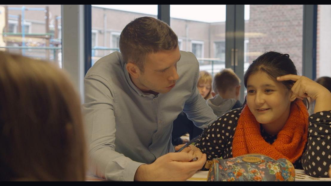 De school van de toekomst/ Koppen<br/>(c) VRT