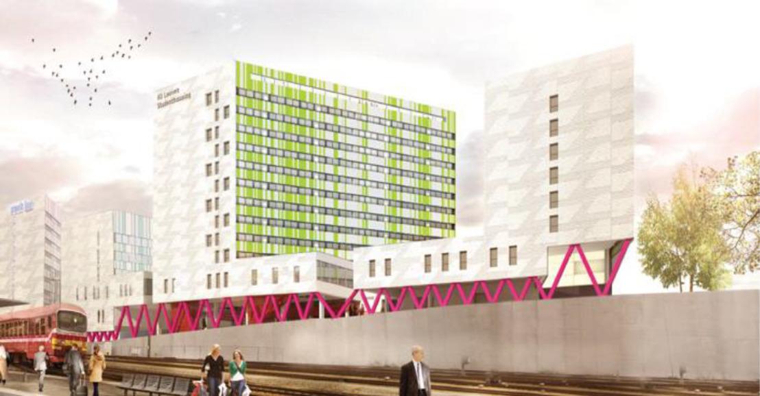 Xior annonce l'acquisition du complexe pour étudiants « Studax » situé à Louvain par apport en nature