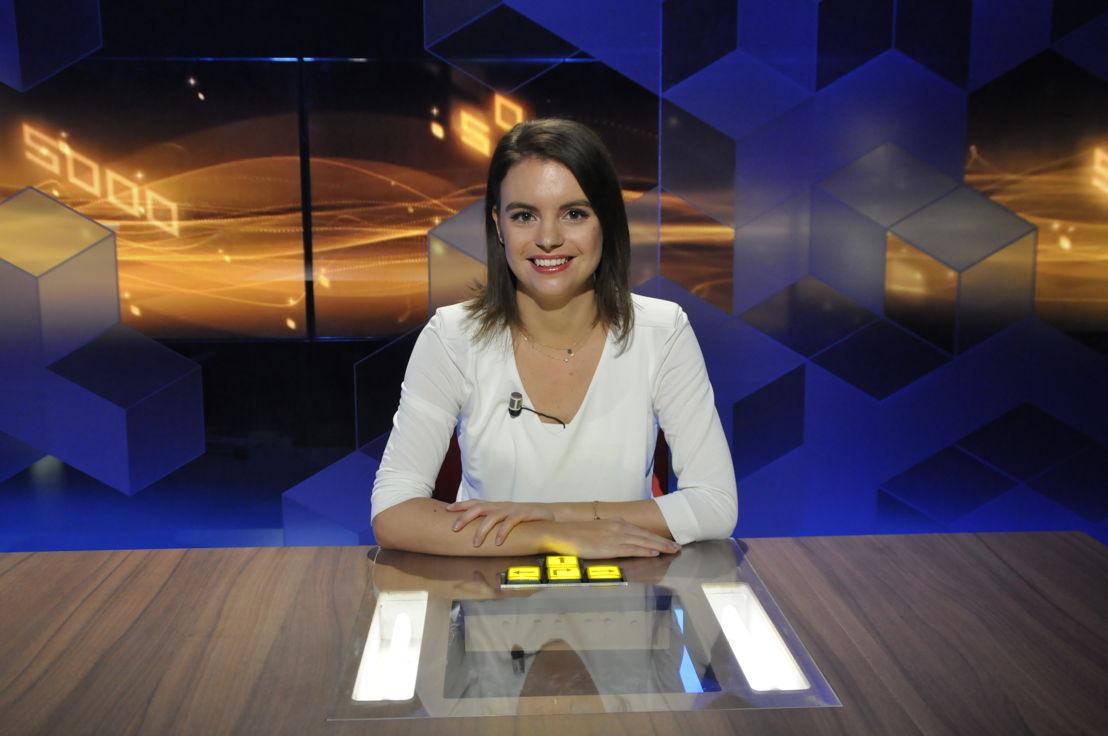 Isabelle Wullaerts- Blokken (c) VRT