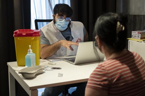 Mobivax: mobiel team start met vaccinatiecampagne van dakloze mensen