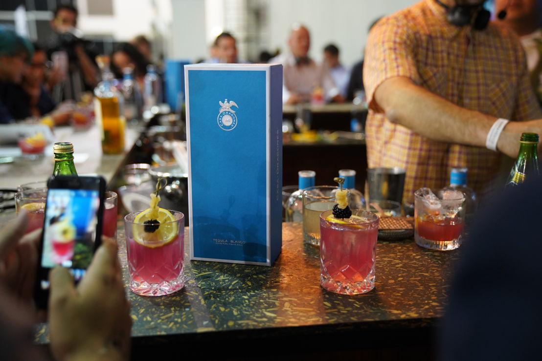 Tequila Casa Dragones Blanco en Barra México