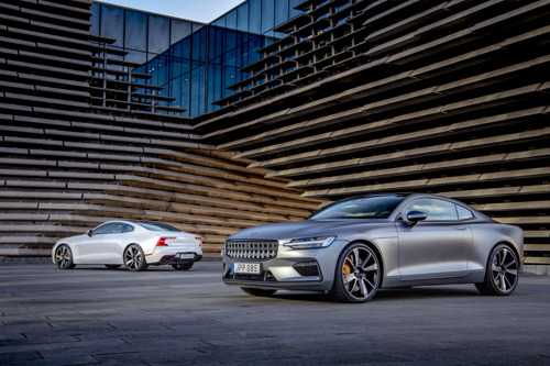 Polestar 1 wint Autocar game-changer Award