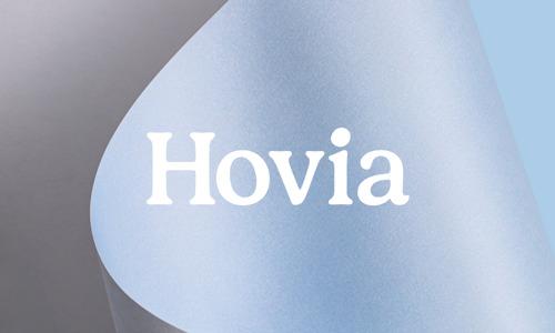 El cambio de marca de MuralsWallpaper que ahora se llama Hovia