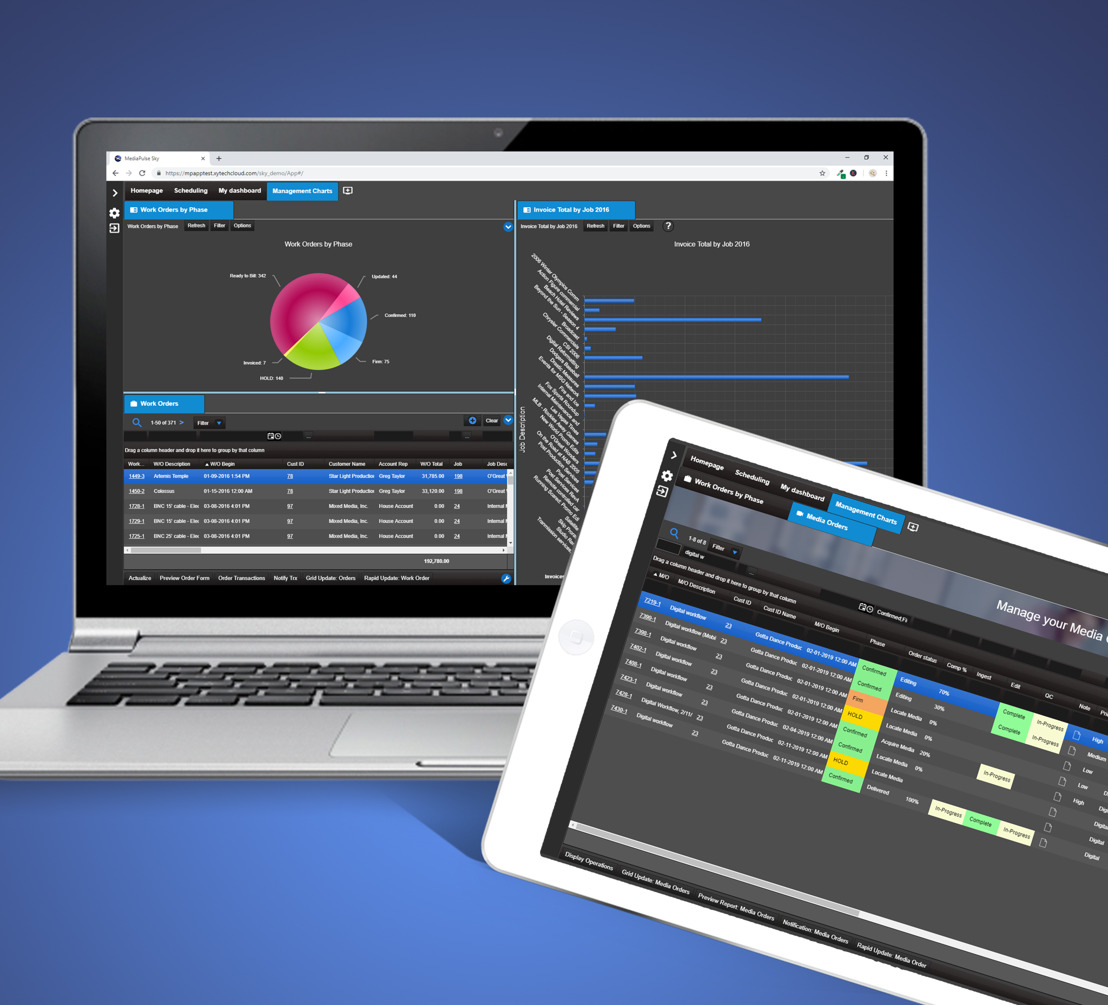 NAB 2019: Xytech Systems, Blackbird Partner to Streamline Asset Management Process for MediaPulse Users