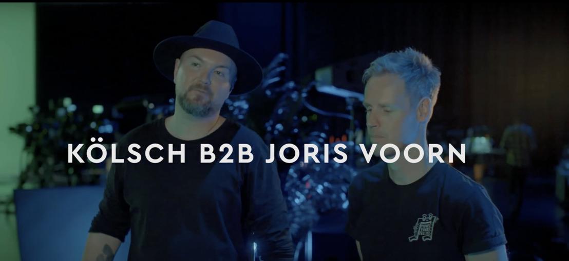 Countdown to Tomorrowland 31.12.2020 with Kölsch & Joris Voorn