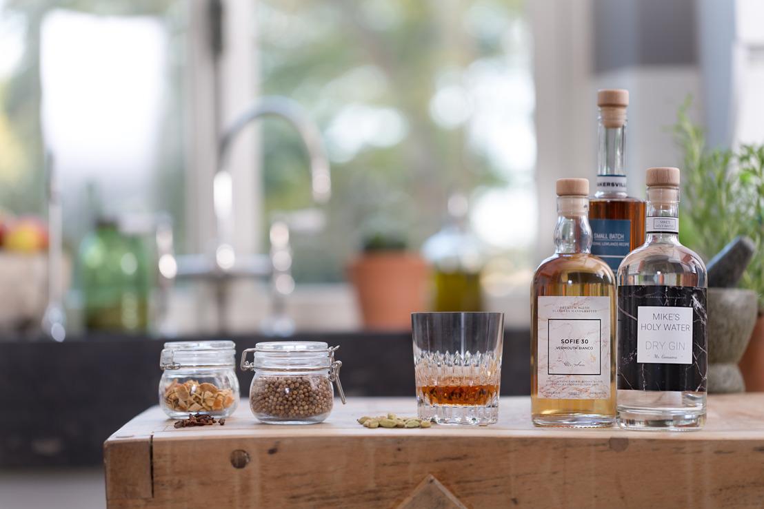 Start-up Make Your Own Spirit lanceert tool om je eigen fles gin te maken