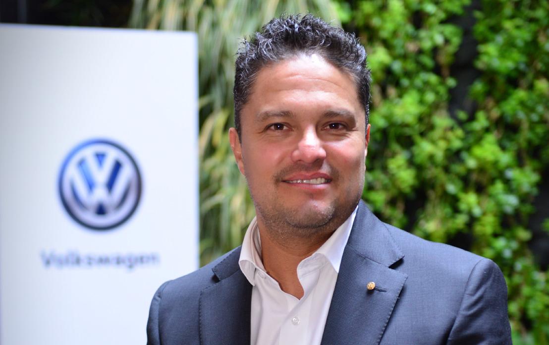 Edgar Estrada nuevo Director de la Marca Volkswagen en México