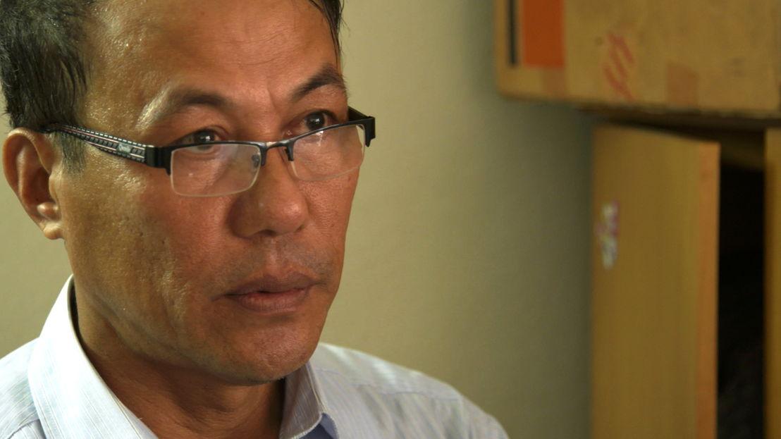 Kleine helden - Myanmar: Kyaw Thaung - (c) Filip Huygens
