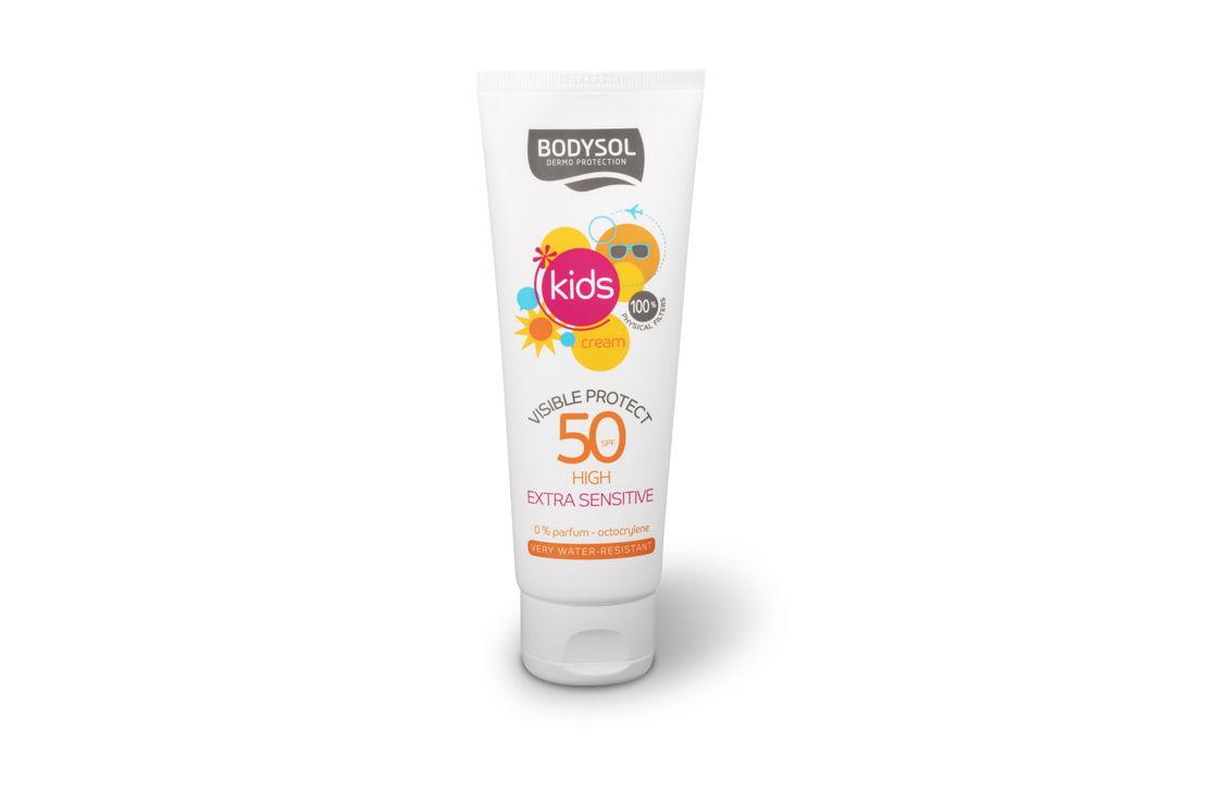 Bodysol Suncream Kids SPF 50. Prijs: € 15,99