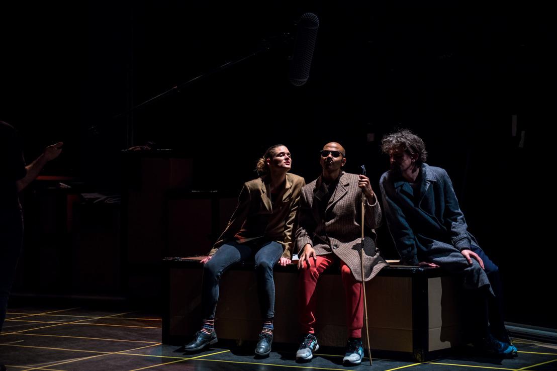 'If there weren't any blacks you'd have to invent them', de nieuwe voorstelling van Aurelie Di Marino