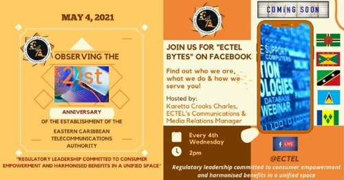 ECTEL Amps up Public Engagement while Observing its 21st Anniversary Amidst Challenging Times