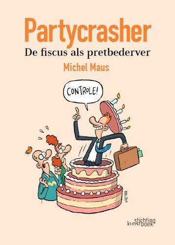 VUB professor fiscaliteit Michel Maus presenteert zijn grote luchtige belastingboek