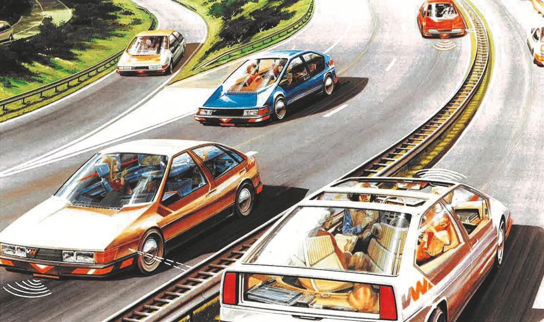 Viaje autónomo al futuro