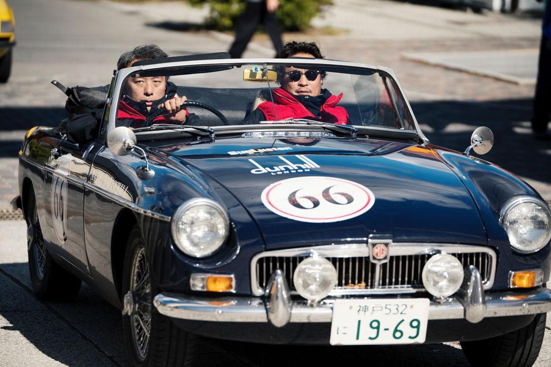Car model: 1969 MG B