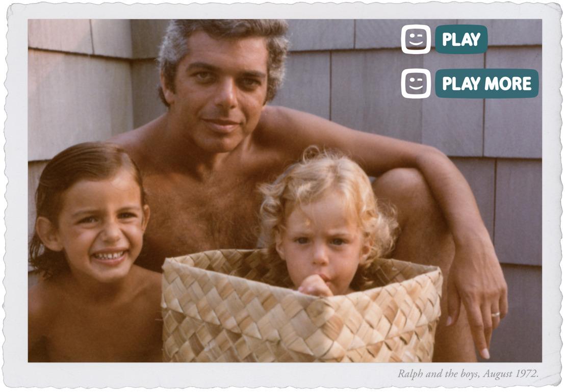 Ralph Lauren blaast op 14 oktober 80 kaarsjes uit en viert dat met documentaire over zijn 50-jarige carrière