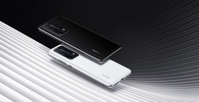 Le Huawei P40 Pro+ arrivera en Belgique en juillet