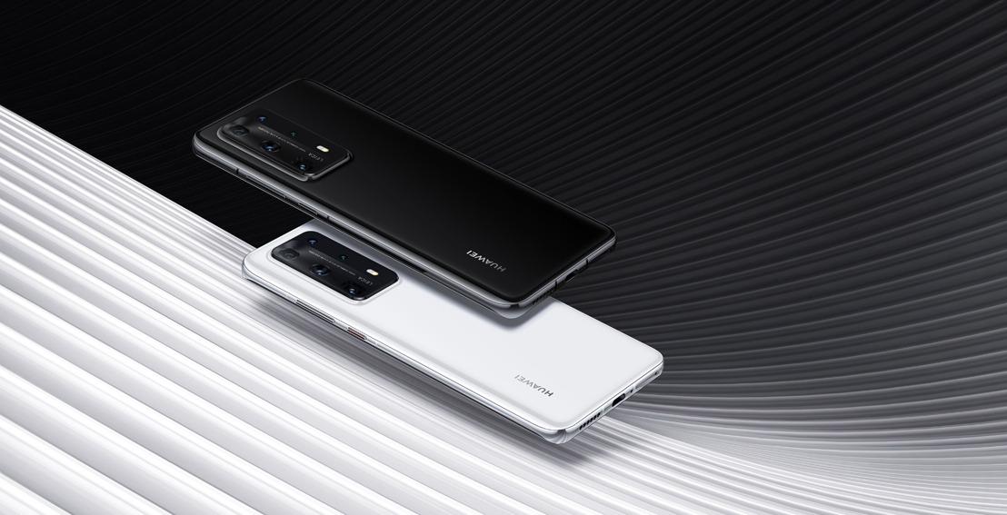 Huawei P40 Pro+ komt in juli naar België