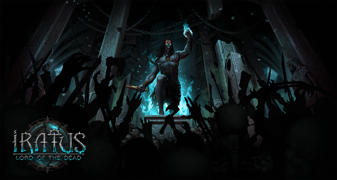Show the Heroes who´s Boss - Daedalic Entertainment´s Dark RPG Iratus: Lord of the Dead arrives on 24th July