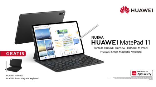 HUAWEI marca pasos firmes en la categoría de tablets con dos nuevos dispositivos