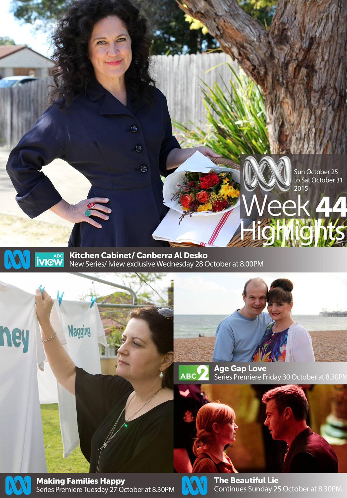 ABC TV Highlights - Week 44