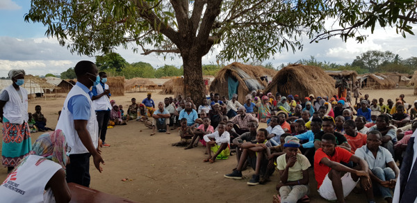 Preview: Mozambique: The conflict is intensifying and the trauma is taking its toll