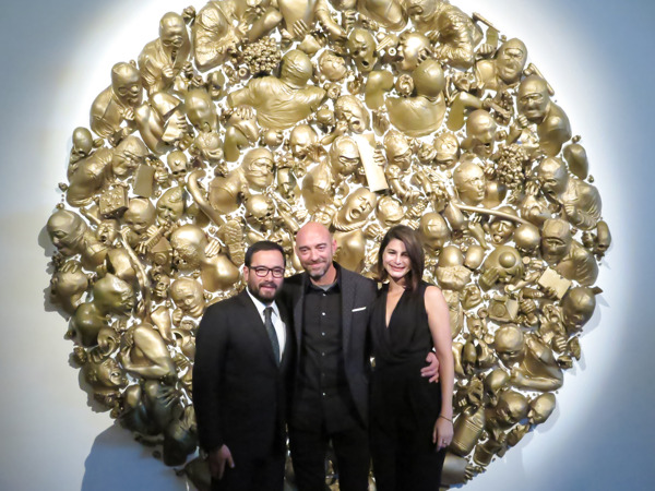 """Preview: """"El arte es una mecánica del decir"""": Natalie Gama Pourdanay, curadora mexicana"""
