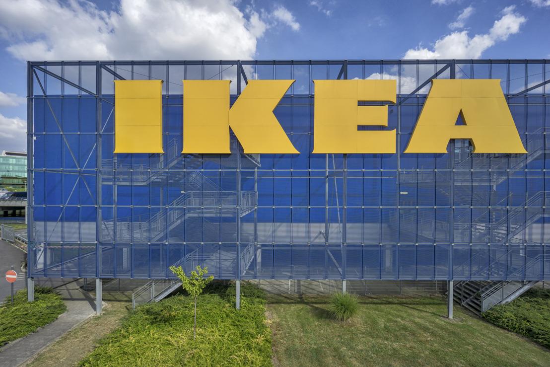 Résultats 2021 : Grâce à son offre digitale et la créativité de ses équipes, IKEA Belgique enregistre une année record