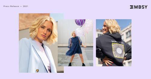 Preview: Julie Vermeire tekent eerste kledingcollectie voor CKS